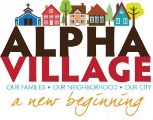 Alpha Village LOGO