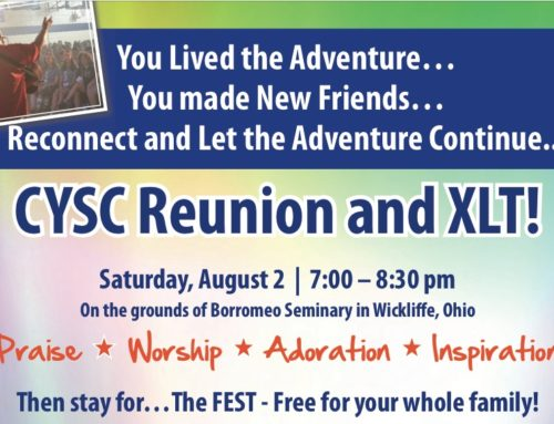 CYSC REUNION AND XLT!
