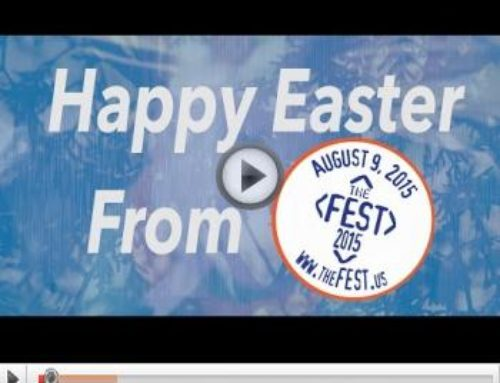 Blessed Easter from the FEST
