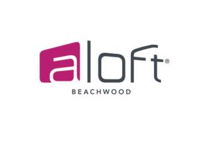 Aloft Beachwood logo