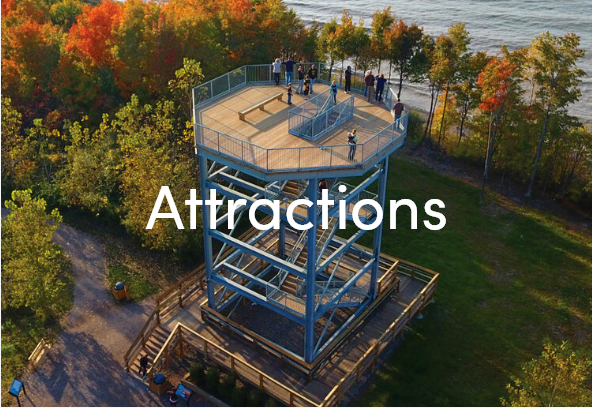 Learn more about Lake County attractions!